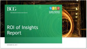 ROI of Insight Report - BCG - GRBN - cover2